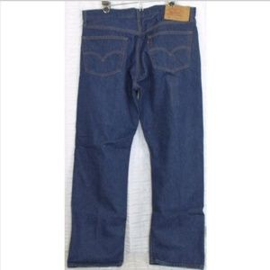 LEVIS 501 denim jeans pants Waist W
